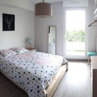 Appartement au calme dans vignoble Alsacien