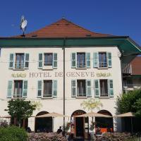 Hotel The Originals de Genève Albertville Nord (ex Inter-Hotel)