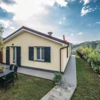 Three-Bedroom Holiday home Velva -GE- with a Fireplace 03