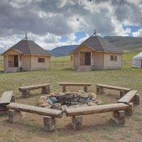 National Park Sailugemskiy