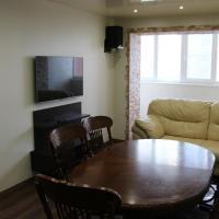 2-комнатные апартаменты Байкал Lux