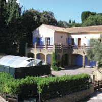 Four-Bedroom Holiday Home in Cornillion Confoux