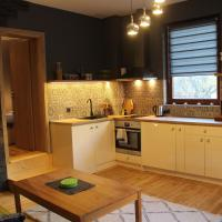 Stylish Graphite Apartment close to city centre