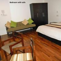 7HCR Residencies 2 bed studio 2-1 in Colombo 2