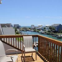 Beautiful Beach Retreat Canal-Front—Topsail Beach