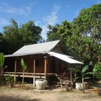Authentic Cambodian Angkor Chalet