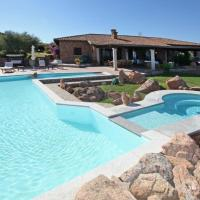 Olbia Villa Sleeps 14 Pool Air Con WiFi