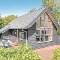 Three-Bedroom Holiday Home in Ebeltoft