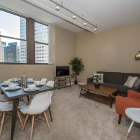 Large 2br/2ba in Prime Downtown Location