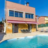 Tordera Villa Sleeps 11 Pool Air Con WiFi