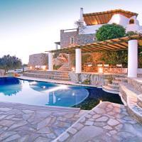 Choulakia Villa Sleeps 8 Pool Air Con WiFi