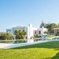 Agios Onoufrios Villa Sleeps 14 Pool Air Con WiFi