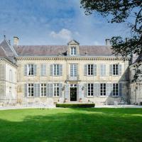 Pogny Chateau Sleeps 32 WiFi