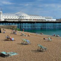The City of Brighton and Hove Villa Sleeps 32 WiFi