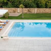Souda Villa Sleeps 14 Pool Air Con WiFi