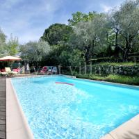 Grasse Villa Sleeps 6 Pool