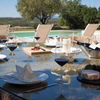 Alignan-du-Vent Villa Sleeps 10 Pool