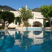 Vlychada Villa Sleeps 8 Pool WiFi
