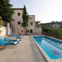 Dilofo Villa Sleeps 10 Pool Air Con WiFi