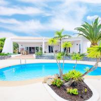 """Spectacular """"Ibiza Style Villa"""" with Private Beach located on a vast domain in COSTA ADEJE"""