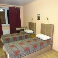 Apartment on Vokzalnaya 17A