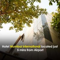 Hotel Mumbai International,Airport