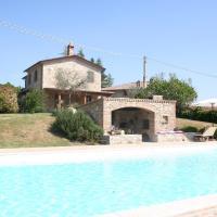 Umbertide Villa Sleeps 7 Pool WiFi