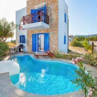 Gennadi Villa Sleeps 4 Pool Air Con WiFi