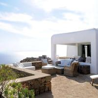 Agios Stefanos Villa Sleeps 8 Pool Air Con WiFi
