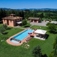Montelopio Villa Sleeps 9 Pool Air Con WiFi