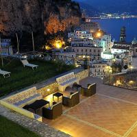 Atrani Villa Sleeps 24 Pool Air Con WiFi