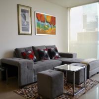 Mirror apartment · Reforma 222