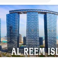 Furnished Apartment in Gate Towers, Reem Island