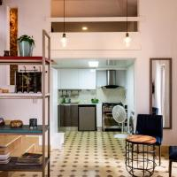Small loft at Casa Neuman, Casco Antiguo