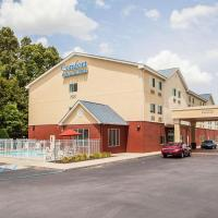 Comfort Inn and Suites - Tuscumbia/Muscle Shoals