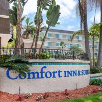 Comfort Inn & Suites San Diego Zoo SeaWorld Area