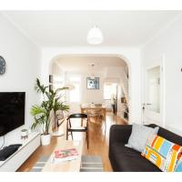 Modern, Newly Refurbished 2BR House in East London