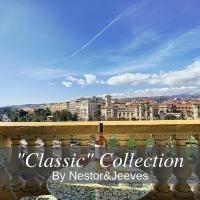 "Nestor&Jeeves - ""Papillon"" - Old Town - Clear garden view"
