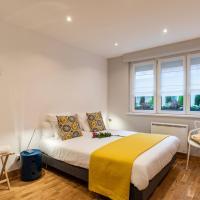 Cosy apartment Rue du Saumon