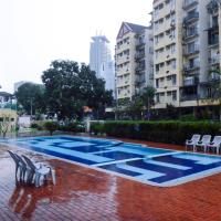 OYO 522 Home The Palladium 3 BR Near Trec Kl