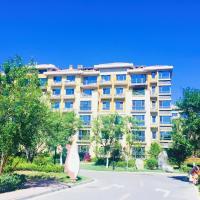 Beijing Zhongzhou Zhengbei Villa Area Apartment