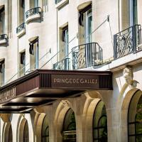 Prince de Galles, a Luxury Collection hotel, Paris
