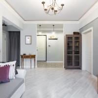 Apartment on Molodogvardeyskaya 43