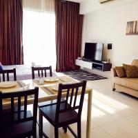 Cozy Apartment Regalia Residence