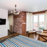 Loft Apartment on Pervomayskaya 50