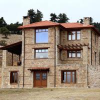 Arachova Mountain Villa Livadi