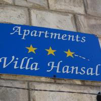 Apartments Villa Hansal