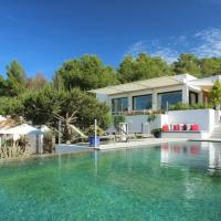 San Agustin des Vedra Villa Sleeps 12 Pool Air Con