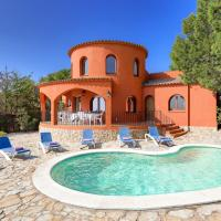 Tamariu Villa Sleeps 8 Pool