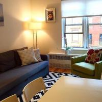 New York Apartment Sleeps 3 WiFi